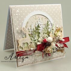 Happy Merry Christmas, Shabby Chic Christmas, Noel Christmas, Handmade Christmas, Christmas 2017, Paper Christmas Ornaments, Christmas Greeting Cards, Christmas Greetings, Scrapbooking