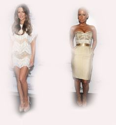 golden dress, Kate Beckinsale VS Amber Rose fashion diva who-wore-it-better celeb celebrity