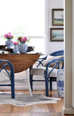 Sweet breakfast nook