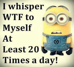 Hoping it stays a whisper...lol