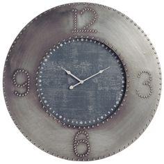 "Nástěnné hodiny ""Bergamo"", Ø tl. London Clock, Pendulum Wall Clock, Wall Clock Online, Deco Originale, Home Living, Decoration, Stuff To Buy, Home Decor, Boutique"