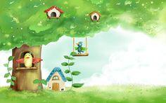 Animated Cartoon Drawing Wallpaper HD Free 14 3219 Wallpaper