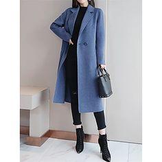 LightInTheBox - Παγκόσμιες Online Αγορές για Φορέματα, Σπίτι & Κήπος, Ηλεκτρονικά Προϊόντα, Ένδυση Γάμου Nylons, Long Sweater Coat, Long Sweaters, Trench Coats, Long Winter Coats, Winter Cloak, Camisa Oversized, Langer Mantel, Winter Shirts