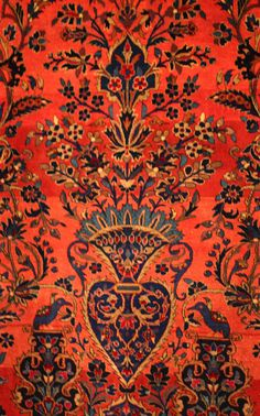 Persian carpet // Pinned by Dauphine Magazine x Castlefield - Curated by Castlefield Bridal & Branding Atelier and delivering the ultimate experience for the haute couture connoisseur! Visit www.dauphinemagazine.com, @dauphinemagazine on Instagram, and @dauphinemag on Pinterest • Visit Castlefield: www.castlefield.co and @ castlefieldco on Instagram / Luxury, fashion, weddings, bridal style, décor, travel, art, design, jewelry, photography, beauty, interiors, architecture, stationery