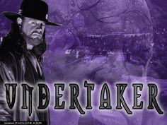 The Undertaker...WWE