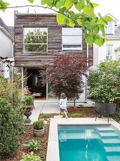 Swimming Pools For Small Outdoor Spaces   Backyard pools are a summer staple. Whether you need inground pool ideas or vacation inspiration. These are for you.