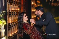 Indian couple dance at their wedding Engagement Photography, Photography Poses, Fashion Couple, Glamorous Wedding, First Dance, Wedding Couples, Wedding Blog, Real Weddings, Relationship
