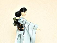 Fashion Royalty kimono,Fashion Royalty着物、Agnes kimono