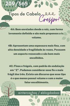 Tipos de Cabelo #crespo Words, Factors, Tangled, Hair Type, Kinky Hair, Tips, Horse