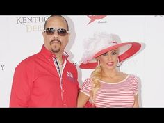 """Coco Austin and rapper husband, Ice T, will feature first pregnancy in a TV showed called """"Ice & Coco"""". Pregnancy Health, First Pregnancy, Ice T And Coco, Kentucky Derby Hats, Pull Off, Celebs, Celebrities, Celebrity Photos, Adidas Jacket"""