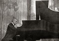 rachellebutler:Sergei Rachmaninoff