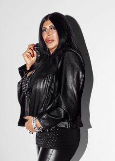Big Ang Pre-Plastic Surgery: See the Mob Wives Star Back in the Day (PHOTO)