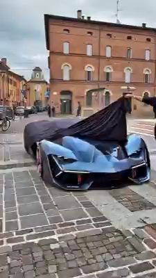 New Lamborghini Terzo Millennio – Sport Cars Luxury Sports Cars, Top Luxury Cars, Exotic Sports Cars, Cool Sports Cars, Classic Sports Cars, Super Sport Cars, Exotic Cars, Lamborghini Veneno, Rolls Royce Vintage