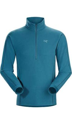 The Delta LT Zip microfleece pullover shines as a lightweight midlayer, warm baselayer and even as a standalone. Made from Polartec® Classic 100 micro velour small grid, the Delta LT is highly air permeable, dries quickly and packs small. Its low bulk and Trim fit allow it layer easily under a shell or heavier midlayer. Easily stowed in a pack, it also performs as standalone in mild conditions.Use specific design that facilitates the body's natural motion is an essential element of…