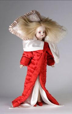 Red Dress Victor & Rolf Doll