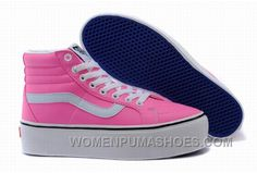 http://www.womenpumashoes.com/vans-sk8hi-platform-pink-womens-shoes-christmas-deals-7xbmkw.html VANS SK8-HI PLATFORM PINK WOMENS SHOES CHRISTMAS DEALS 7XBMKW Only $74.00 , Free Shipping!