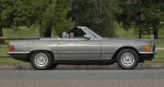 Mercedes-Benz : SL-Class - Rare Getrag 5 Speed -: '81 Euro-Spec Mercedes 280SL - 62K miles - Very original R107 with rare options