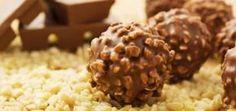 Vytvořte si domácí Ferrero Rocher. Jiné už chtít nebudete