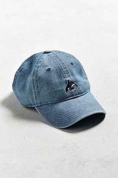 99047ca2335 Barney Cools Orca Denim Baseball Hat Denim Hat