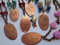 Souvenir made into jewelry!