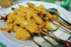 Sate Ponorogo , Kuliner Indonesia #Must Try
