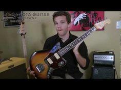 Sarasota Guitar Company Product Feature, Fender Kurt Cobain Jaguar
