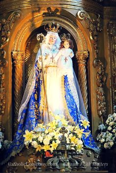 Our Lady of Good Success: History of Devotion and Prayers