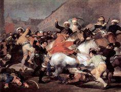 La segunda de mayo de 1808 o La carga de los mamelucos (1818)