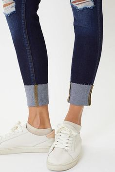 Chillin' with You KANCAN Jeans
