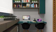 Home Office – Um projeto para Inspirar Você.