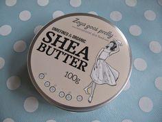 LaMiezée: Zoya goes pretty: Sheabutter