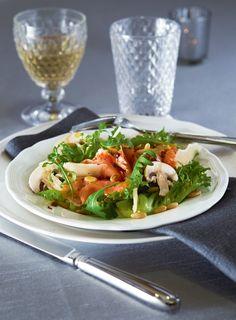 Lohicarpacciosalaatti | Kalaruoat | Pirkka #food #salads #recipes #reseptit