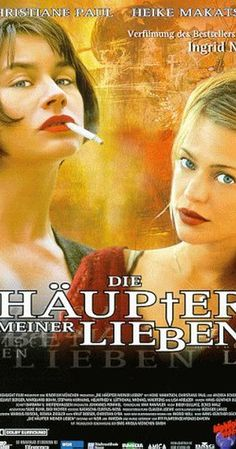 Directed by Hans-Günther Bücking.  With Heike Makatsch, Christiane Paul, Andrea Eckert, Rüdiger Hacker. Two beautiful young women kill men in a villa in Tuscany: Maya and Cora have been friends since childhood. Maya has an alcoholic artist father who deserted the family, a mentally disturbed mother and a violent brother, Carlo. Cora is from a wealthy middle-class family. Cora helps Maya to poison Carlo's friend Detlef, who is threatening to blackmail her. They then kill Carlo when he trie...