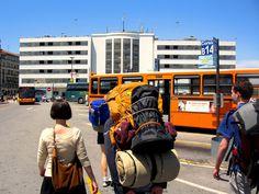 Interrail Packliste: Diese Dinge benötigst du beim Backpacking mit dem Zug durch Europa unbedingt in deinem Rucksack. Lies alle Infos!