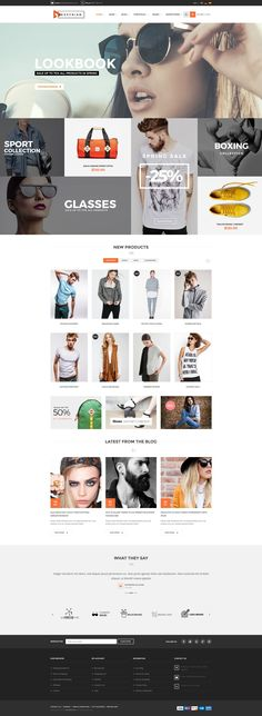 Assyrian – fashion shop on Inspirationde