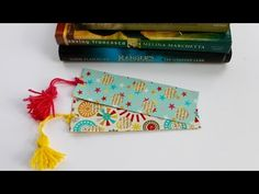 Book Week craft project: How to make a bookmark - Kidspot