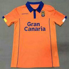 Tailandia Segunda Equipacion Camiseta Las Palmas 2016-2017 Las Palmas 78e5f9384a132