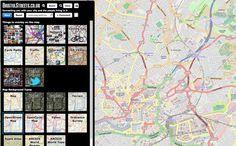 Mapas de Bristol