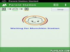 Munchkin Monitor Baby Monitor  Android App - playslack.com ,  The world of parenting is just a little easier, just a little more reassuring with Munchkin Monitor, which turns two or more Android devices into a single baby monitor. Easy to setup, very reliable, & with unrestricted range via any network connected to the internet (WiFi/3G/LTE)! You can have peace of mind knowing that you'll be alerted instantly if there's noise or after 30 seconds if monitoring somehow fails. Plus…