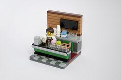 Starbricks Coffee | Caffè americano, espresso, caffè latte, … | Flickr
