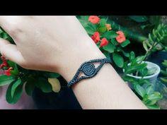 Resin Bracelet, Bracelet Crafts, Macrame Bracelets, Jewelry Crafts, Diy Bracelets Patterns, Diy Friendship Bracelets Patterns, Jewelry Patterns, Macrame Jewelry Tutorial, Jewelry Knots