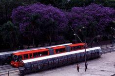 Curitiba, Brazil: The best planned city I've ever enjoyed.