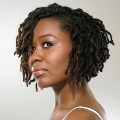 This was the first pic that inspired me. Her feature in Essence is the reason I have locs.