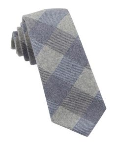 Tebo Plaid Ties - Navy | Ties, Bow Ties, and Pocket Squares | The Tie Bar