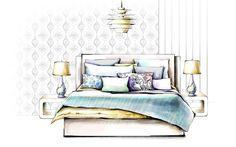 Painted indoor home 10656