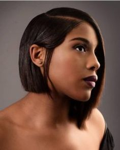 Good Snap Shots 40 African American Short Hairstyles - Part 30 Concepts Who developed the Bob hairstyle? Bob has been primary the league of trend hairstyles for decades. Black Hairstyles With Weave, Stacked Bob Hairstyles, Medium Bob Hairstyles, Hairstyles Haircuts, Black Women Hairstyles, Hairstyles Pictures, Short Haircuts, Latest Haircuts, Ponytail Hairstyles