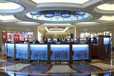 Double Helix wine bar at Palazzo Las Vegas.