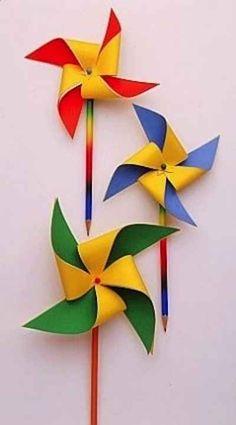 Windmill Pencils