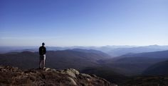 Soaking climbs, sweeping views and hospitable huts are all part of a trek through the White Mountains in New Hampshire.