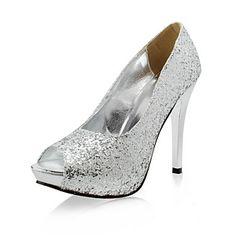 Zapatos de Fiesta Plateados - Para Más Información Ingresa en: http://zapatosdefiestaonline.com/2013/12/05/zapatos-de-fiesta-plateados/